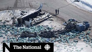 Families of Humboldt Broncos victims attend truck driver's court appearance