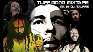 New 2011 - Tuff Gong Mixtape ft Damian, Stephen, Julian, Ziggy, Ky-Mani, Bob Marley - Free Download