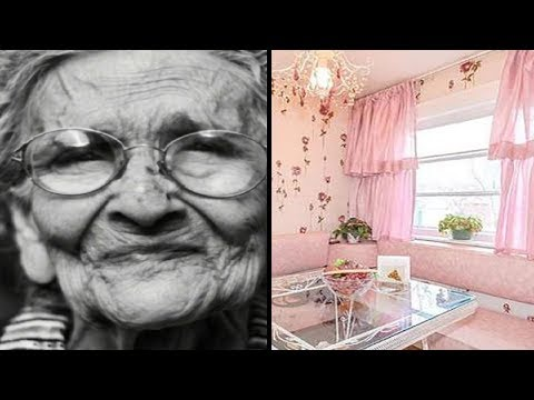 96-Year-Old Sells House. When She Opens Door Buyers Freak Out