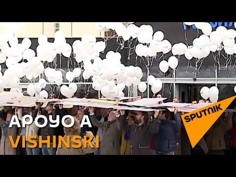 Jefe de Rossiya Segodnya insta a EEUU a proteger a Vishinski