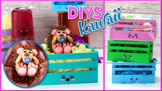 MANUALIDADES FACILES Y SENCILLAS KAWAII | IDEAS DIY PARA REGALAR