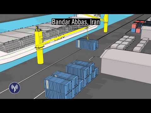 IDF Intercepts Iranian Shipment of Rockets to Terrorist Organizations in Gaza