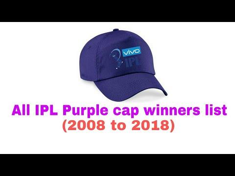 all-ipl-season-purple-cap-winners-list-from-2008-to-2018-||-purple-cap-winners-in-ipl-2008-to-2018