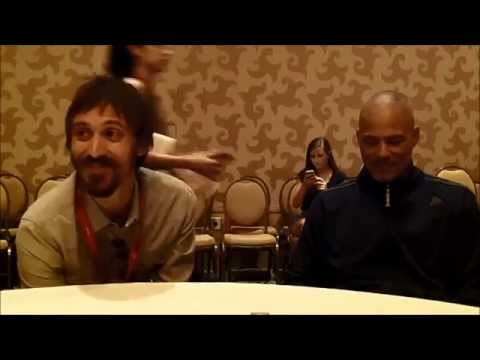 Sons of Anarchy Q&A with Niko Nicotera & David Labrava SDCC 2014