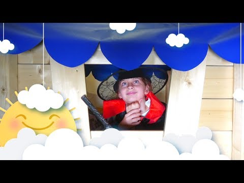Kid Pretend Play • Picnic With The Weather Fairy Nursery Rhymes Songs - Studio Bubble Tea
