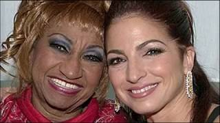 Gloria Estefan y Celia Cruz  - Tres gotas de agua bendita
