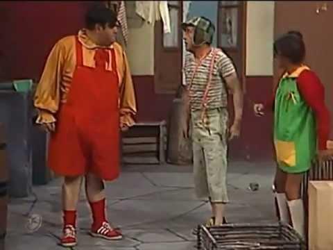 Clube do Chaves - A casinha do Chaves - Episódio inédito (Espanhol)