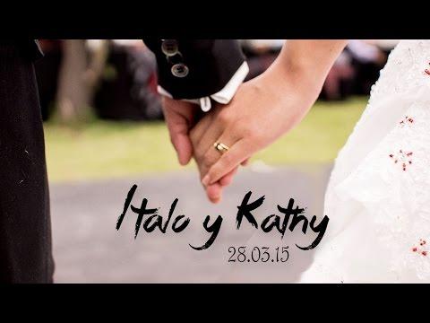 Gas Media: Matrimonio de Italo & Kathy, Pirque
