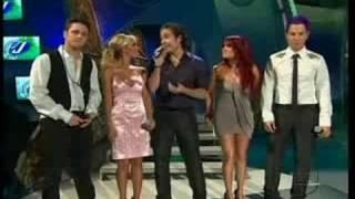 RBD en Premios Juventud 2008