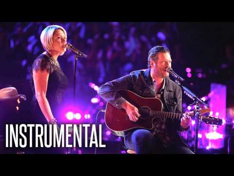 Blake Shelton - My Eyes ft. Gwen Sebastian (Instrumental & Lyrics)