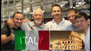 🇮🇹 Собираем Майнинг фермы в Италии, новости GS Mining и Колизей