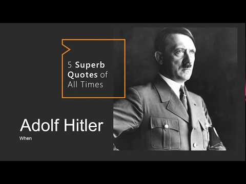 5 Motivational Quotes From Einstein Napoleon Hitler Shakespeare and Lincoln