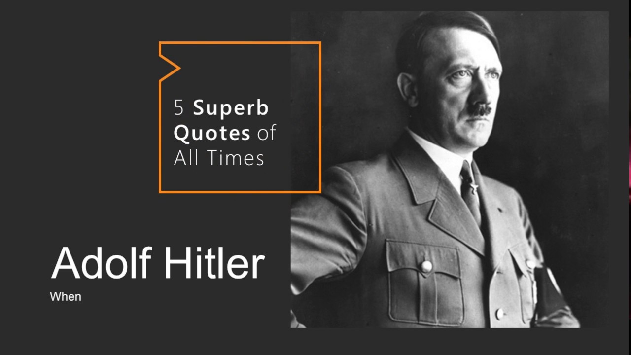 5 Motivational Quotes From Einstein Napoleon Hitler Shakespeare