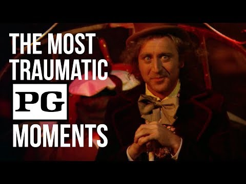 The Most Traumatic Moments in PG-Rated Movies