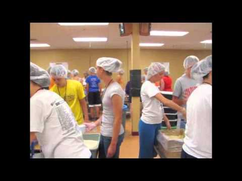 2010 Nebraska Synod Youth Mission Trip