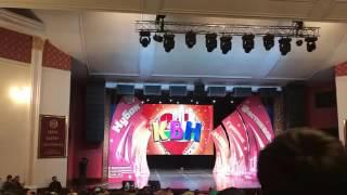 КВН кубок-Кадырова 2016 Суворовцы