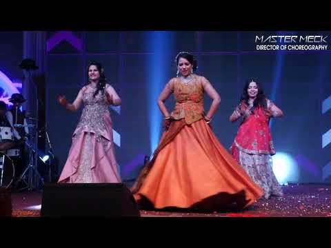 Wah wah ram ji & lo chali mein dance performance choreography by Mastrer Meck cont no 9818962476,
