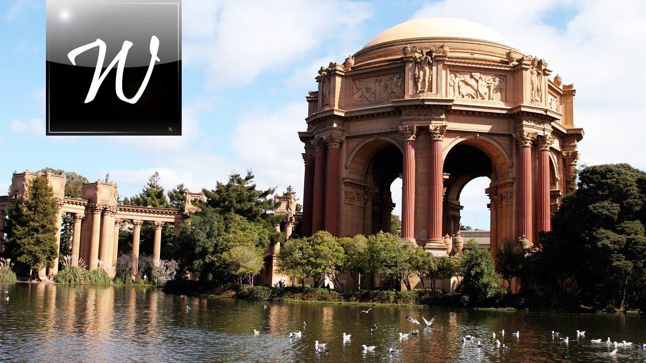 Palace Of Fine Arts San Francisco Hd Youtube