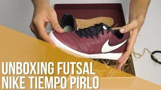Unboxing Nike TiempoX Proximo SE Pirlo Futsal