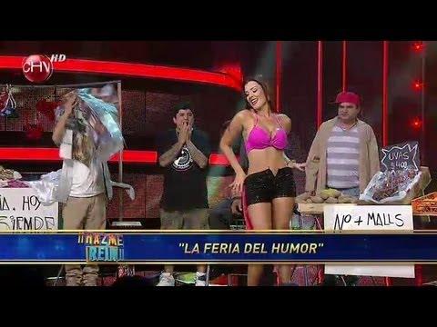 La Feria del Humor - Hazme Reir (30/04/2013)