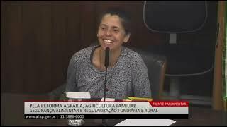 FRENTE PARLAMENTAR   CLAUDIA   CODEPUTADA BANCADA ATIVISTA