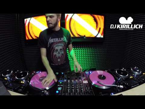 DJ KIRILLICH - Turntable 3 (2017)