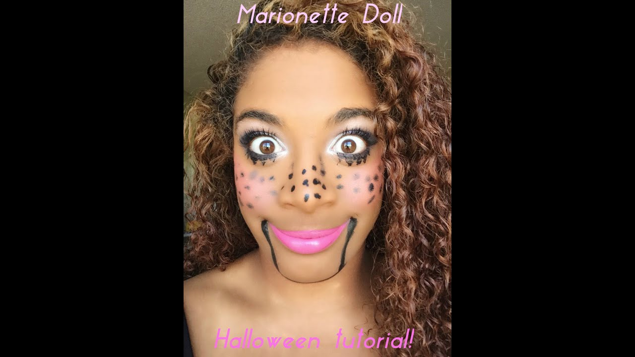 Halloween collaboration with gemma mannering marionette doll halloween collaboration with gemma mannering marionette doll makeup tutorial ebonyjaybeauty youtube baditri Gallery