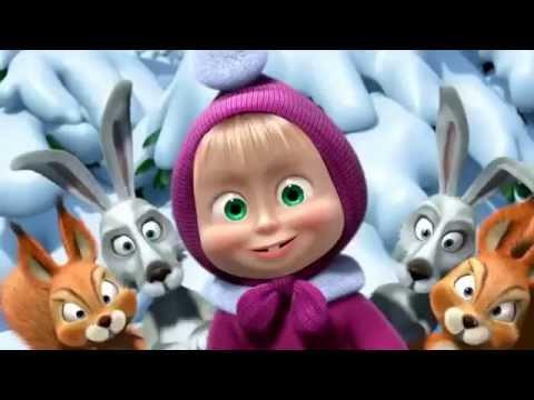 Детские песенки - Песенка Маши - Я рисую речку ( DJ Radikov ) .