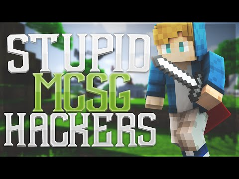 Stupid MCSG Hackers (MCSG Fun #4)