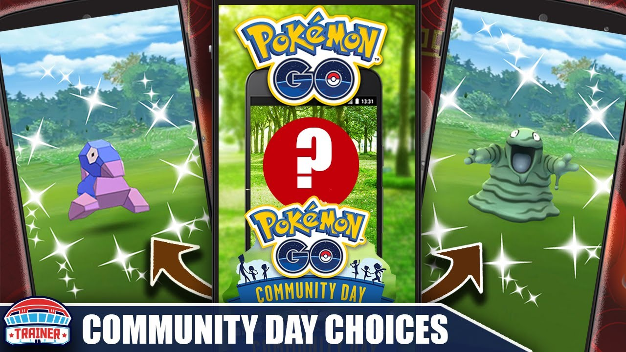 MORE VOTING?! THE BEST CHOICES ARE..? SEPTEMBER & OCTOBER COMMUNITY DAY VOTING | Pokémon GO
