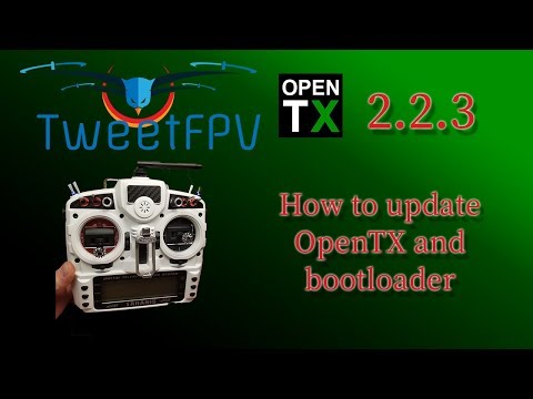OpenTx 2.2.3 Update And Boot Loader