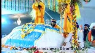 Samagam Gurdwara Parmeshwar Dwar Sahib Sant Baba Ranjit Singh Ji (Dhadrian Wale) Part 1
