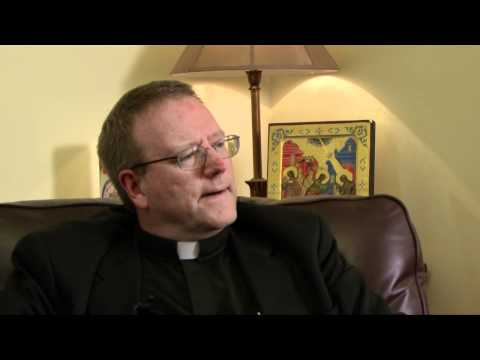 Fr Robert Barron Brings His 'Catholic Thing' to Australia - Interview Part 1