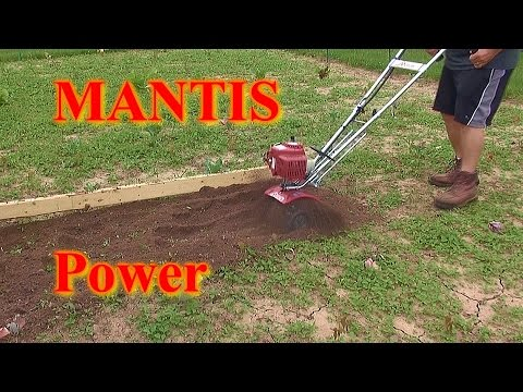 Update Garden & Tilling with the Mantis