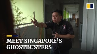 Singapore's 'ghostbusters' offer exorcisms and life advice