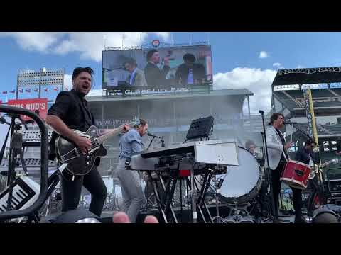 For King And Country - Fix My Eyes - Live At GlobeLife