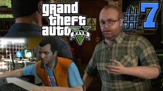 GTA 5 #7 - Freundschaftsanfrage, nimm an! (HD|DE) ✪ Let's Play GTA 5