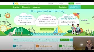 How to Use IXL Learning Tutorial: Spanish Version