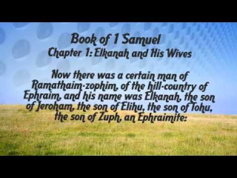 1 Samuel 1: Elkanah and His Wives