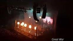 Helsinki Hartwall Arena  23.11 Sabaton Concert