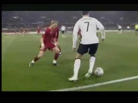 Cristiano Ronaldo-Imma shine