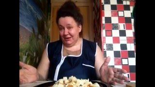 2.Салат с красной фасолью.  По домашнему готовим на кухне.