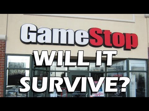 Will GameStop's Potential Buyout Or Privatization Save It?