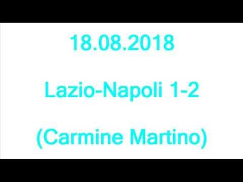 Lazio-Napoli 1-2 (Carmine Martino)