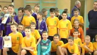 Відкритий чемпіонат Тернівки з гандболу серед хлопців 2005-2006 р.н.