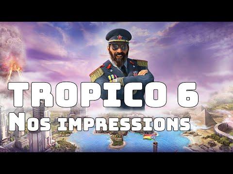 Tropico 6 : Nos impressions |