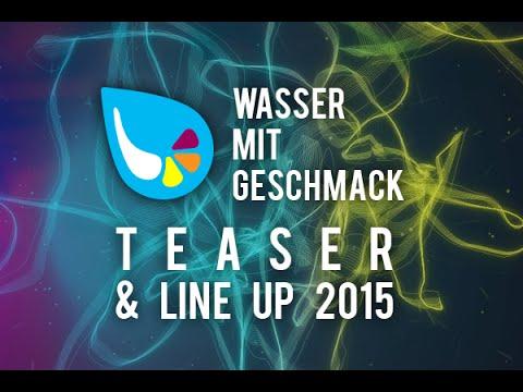Wasser mit Geschmack - Elektrisierend - Teaser 2015