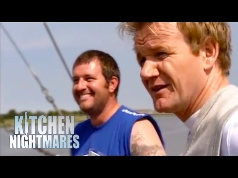 Local Products vs Expensive Imports - Ramsay's Kitchen Nightmares
