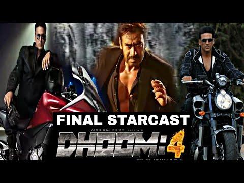 Dhoom 4 Final Starcast, Dhoom 4 में Akshay Kumar और Ajay Devgn हो सकते है Final, Akshay & Ajay