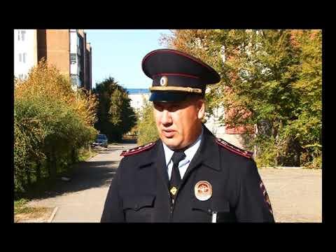 Полицейский Саяногорска претендует на звание «Народный участковый»